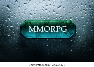 MMORPG Button