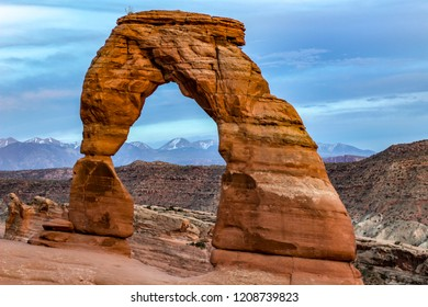 Moab Utah Arches and Dead Horse Point State Park.