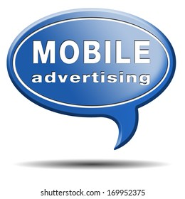 mobile advertising marketing online internet commercial
