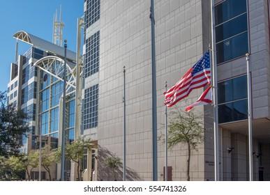 Mobile, Alabama County Courthouse