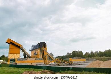 Concrete Batching Plant Images, Stock Photos & Vectors | Shutterstock