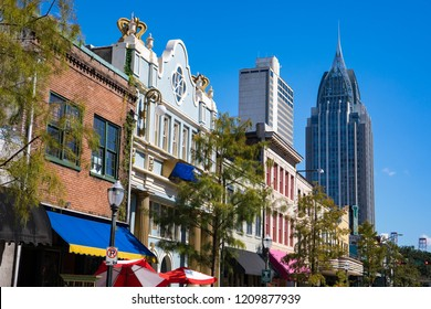 Mobile is the county seat of Mobile County, Alabama, United States.