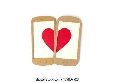 Mobile dating - falling in love and flirting on the phone