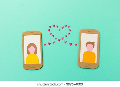 Mobile dating and flirting