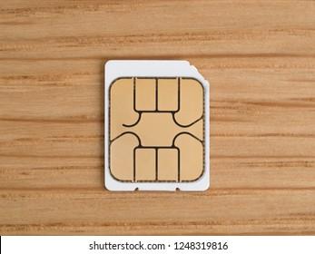 Mobile microsim card