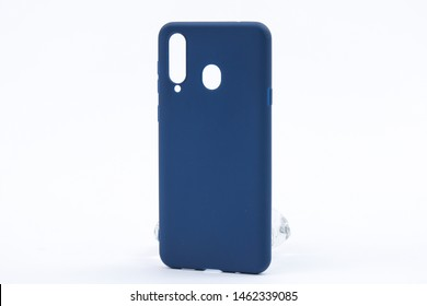 Mobile phone back side safety cover