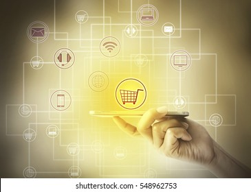 The mobile phone business idea online