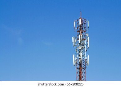 Communication Tower Images, Stock Photos & Vectors | Shutterstock