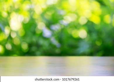 mock up blurred natural background with copy space
