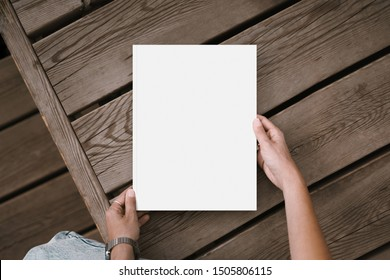 Mock up go white notebook and white sheets, template can be used for your design