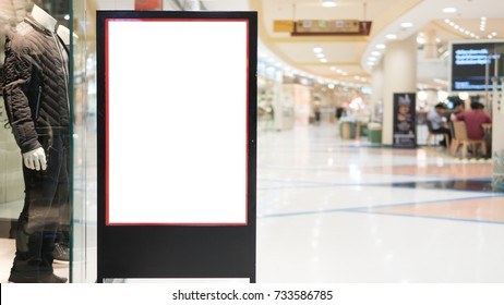 mock up label frame for shopping,stand for booklet or poster billboard with blank white sheet,sale and discount promotion label template mock up,christmas shopping season,copy space for text
