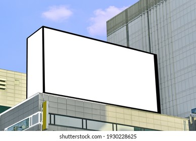 Mock up Screen Background for Various Billboards and Information