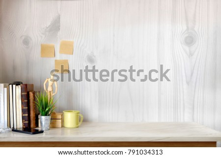 Mock Workspace Designer Stylish Office Supplies Stock Photo Edit Best Designer Office Supplies