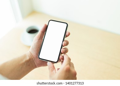 Cell Phone Hand Images, Stock Photos & Vectors | Shutterstock