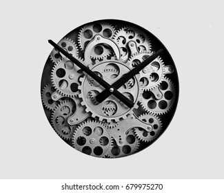 Model clock