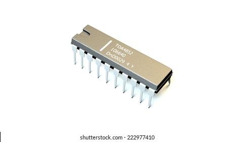Model of DIP chip