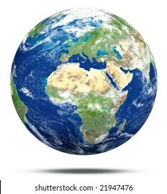 Model of Earth
