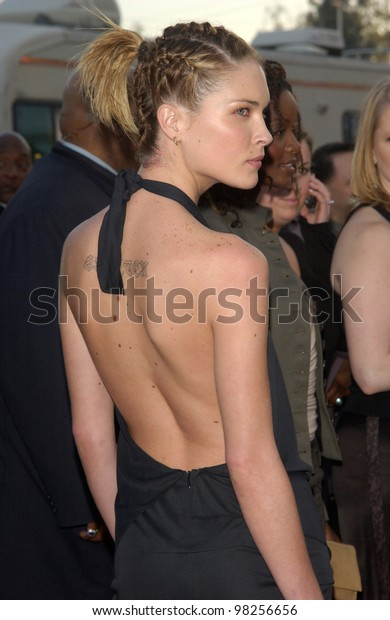 Model Erin Wasson 30th Annual American Stock Photo Edit Now 98256656