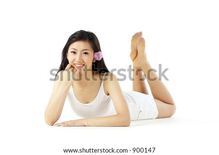 Laying down with legs up opinion
