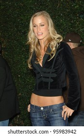 Model MICHELE MERKIN at the Inaugural Arby's Action Sports Awards in Burbank, CA. November 30, 2006 Burbank, CA Picture: Paul Smith / Featureflash