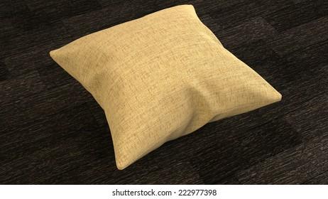 Model of pillow