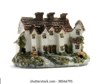 Model of rural house