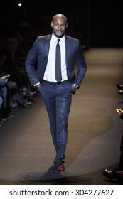 model tyson beck ford walks runway beauty fashion stock image 304277627 shutterstock