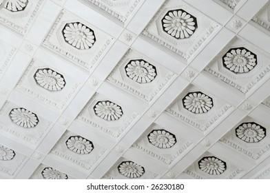 Model-led ceiling.