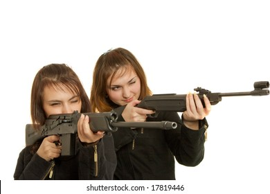 Gungirl Images Stock Photos Vectors Shutterstock Gungirl__ streams live on twitch! https www shutterstock com image photo models rifle 17819446