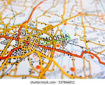 Map Of Modena Images Stock Photos Vectors Shutterstock