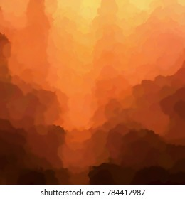 modern abstract digital graphic smooth art design brown texture background  beautiful