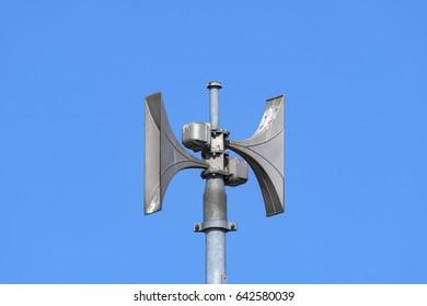 Modern alarm siren