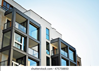 Modern Apartment Building Images, Stock Photos & Vectors ...