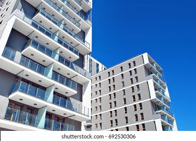 Apartment Exterior Images Stock Photos Vectors Shutterstock
