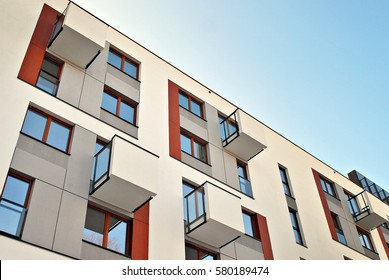 Modern Apartment Building Images, Stock Photos & Vectors | Shutterstock
