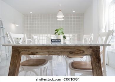 Modern Apartment Interior With Base On White, stock photo