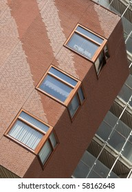Modern apartment named Armada in Den Bosch, Netherlands