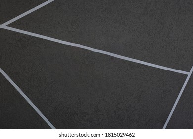 Modern architecture abstract background of gray concrete wall with straight lines