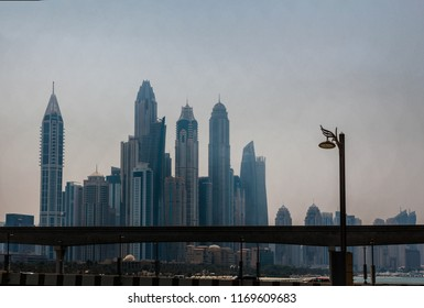 modern architecture in Dubai