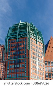 Modern architecture in The Hague, Holland