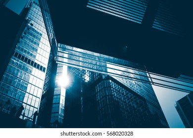 Modern Architecture monochrome tone