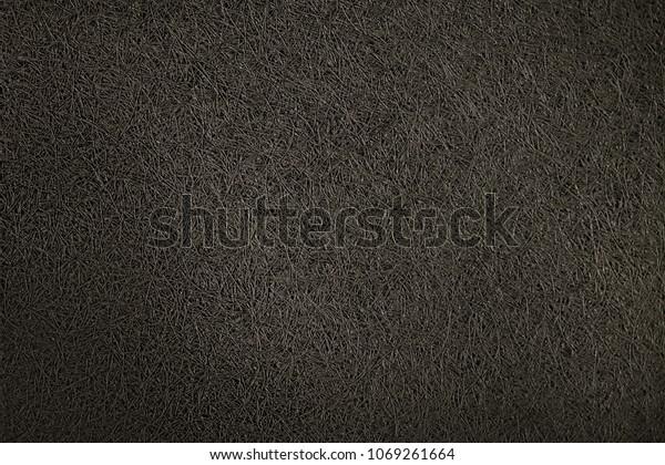 Modern Background Epoxy Resin Fiberglassblack Textured Stock