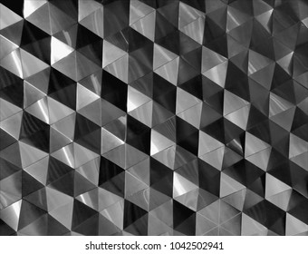 modern background of graphic material shiny texture on panel