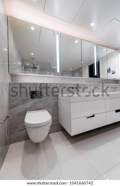 . Modern Bathroom Washroom Interior Design Stock Photo  Edit Now