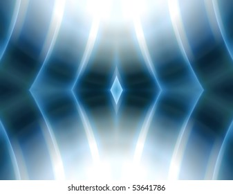 modern blue abstract lines background