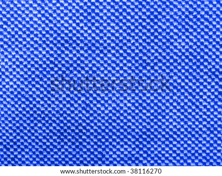 Modern Blue Carpet Texture