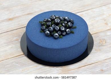 Peachy Blue Cake Images Stock Photos Vectors Shutterstock Personalised Birthday Cards Veneteletsinfo
