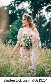 Modern Boho Fashion Wedding