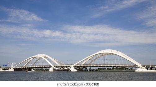 Modern bridge 1