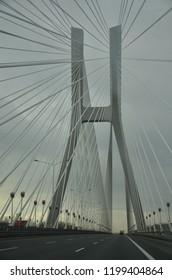 the modern bridge